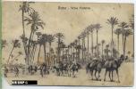 """Um 1910/1920 Ansichtskarte  """"Derna"""",  Gelaufene Karte Mit Stempel - Libya"""