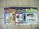 Lot De 7 Revues MPM N°122-120-119-118-123-121-117 - Magazines