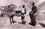 CPA/CPSM Carte Postale Ancienne AFRIQUE TCHAD Tam Tam BALAFONS TBE - Chad