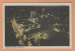 1959 Montreal ( Montreal At Night) 4 Cents Due Quebec Canada Carte Postale Postcard Cpa - 1952-.... Règne D'Elizabeth II