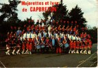 MAJORETTES ET LYRE DE CAPBRETON - Capbreton