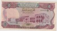 IRAQ 5  Dinars  PIC 64 - Iraq