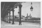 75 // Tout PARIS XVI ème Passerelle Du Métro Sur Le Pont De Passy  Le Trocadéro - Distrito: 16
