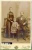 Foto Um 1900,  Gerlich Hamburg , Maße 14,3 X 10 Cm Auf Pappe Aufgeklebt - Photos