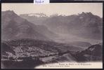 Villars : Le Plateau De Villars, Vu Du Chamossaire (7061) - VD Vaud