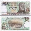 ® ARGENTINA - 50 Pesos Reposicion-Replacement - Argentina