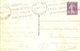 Berck Cachet Mecanique 1922 - Marcophilie (Lettres)