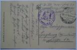 1916 DR GERMANY FELDPOST POSTCARD ARRAS FRANCE TO SIEGBURG WITH LUTZOW MILITARY POSTMARK - Deutschland