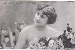 A1411 Actrice Courtisane Théâtre Chanteuse Opera GILLET Paris Prof Stebbing