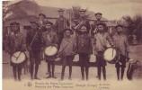 CONGO BELGE = Missions Des Pères Capucins = La Fanfare - Carte Animée (Nels) Vierge - Belgian Congo - Other