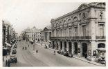 Cpa/Cpsm - 51 - REIMS - La Place Myron-Herrick Et Le Théâtre  - Vieilles Voitures - Old Cars - - Reims