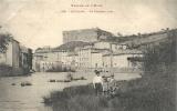 Aude- Quillan -Le Chateau Fort. - France