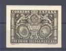 "EDIFIL566P (*) ""PRO UNION IBEROAMERICANA - 1889-1931 Reino: Alfonso XIII"