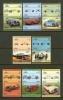 NEVIS 1985 MNH Stamp(s) Automobiles 232-247 - Cars