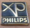 Pin´s écusson PHILIPS XP - Marcas Registradas