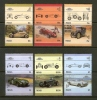 NEVIS 1985 MNH Stamp(s) Automobiles 348-359 - Cars