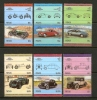 NEVIS 1985 MNH Stamp(s) Automobiles 314-325 - Cars