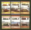 NEVIS 1985 MNH Stamp(s) Locomotives 280-291 - Trains
