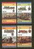 NEVIS 1985 MNH Stamp(s) Locomotives 260-267 - Trains