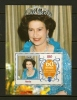 NEVIS 1986 MNH Block 60th Birthday QE II - Royalties, Royals