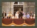 NEVIS 1986 MNH Block Nr. 11 Andrew & Sarah Wedding - Royalties, Royals