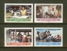 NEVIS 1986 MNH Stamp(s) National Industry 389-392 - St.Kitts En Nevis ( 1983-...)