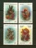 NEVIS 1986 MNH Stamp(s) Corals 410-413 - Marine Life