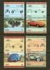 NEVIS 1984 MNH Stamp(s) Automobiles 194-201 - Cars
