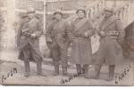 19341 Carte Photo Soldat  Nommé, PLUYM, VANHAMME, ERNEST. Belge ?
