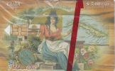 Tarjeta CUBA Telebarna 2002 Tirada 1000  (MINT)  310 Aniversario Del Encuentro De Las Dos Culturas - Cuba