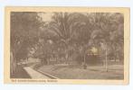 Ned. Indie. Postkaart Bandoeng Park Assistent-Residents-woning, 1926 Verzonden In Utrecht - Period 1891-1948 (Wilhelmina)