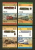 NEVIS 1984 MNH Stamp(s) Locomotives 202-209 - Trains