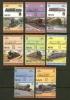 NEVIS 1983 MNH Stamp(s) Locomotives 115-130 - Trains