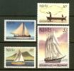 NEVIS 1980 MNH Stamp(s) Ships 39-42 - Ships