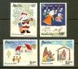 NEVIS 1982 MNH Stamp(s) Christmas 80-83 - Christmas