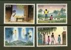 NEVIS 1983 MNH Stamp(s) Christmas 111-114 - Christmas