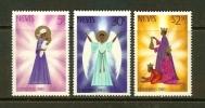 NEVIS 1980 MNH Stamp(s) Christmas 43-45 - Christmas