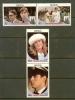 NEVIS 1986 MNH Stamp(s) Andrew & Sarah Wedding 393-396 - Royalties, Royals