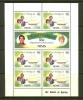 NEVIS 1981 MNH Stamp(s) 3 Sheets Charles & Diana Wedding 61-64 - Royalties, Royals