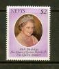 NEVIS 1980 MNH Stamp(s) Queen Mother 38 - Royalties, Royals
