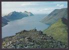 Faroe Islands PPC Kallsoydarfjørdur Near Klakksvik (2 Scans) - Färöer