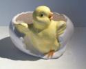 Présentoir Dragées Poussin  - Kuiken  - Chicken - DI143 - Céramiques