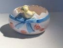 Présentoir Oeuf Dragées Poussin  - Ei En Kuiken  - Egg And Chicken - DI144 - Céramiques