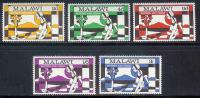 MALAWI 1970 MNH Stamp(s) Christmas 138-142 - Christmas
