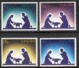 MALAWI 1967 MNH Stamp(s) Christmas 76-79 - Christmas