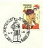Belgium Cover With Postmark GIGANT, Ieper 13-5-1979 - Dans