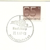 Netherlands Illustrated Cover Postmark Steam-pumping Station, Hoofddorp 23-1-1987 - Water