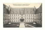 Cp, 38, Couvent De La Grande Chartreuse, Intérieur, La Façade Principale Et La Cour D'Honneur - Chartreuse