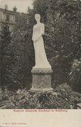 AK Salzburg Kaiserin Elisabeth Denkmal ~1900 #21 - Salzburg Stadt