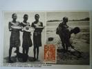 Africa Oriental Portuguêsa  :  Raparigas  De  Quelimane -  TB Plan  - Mozambique